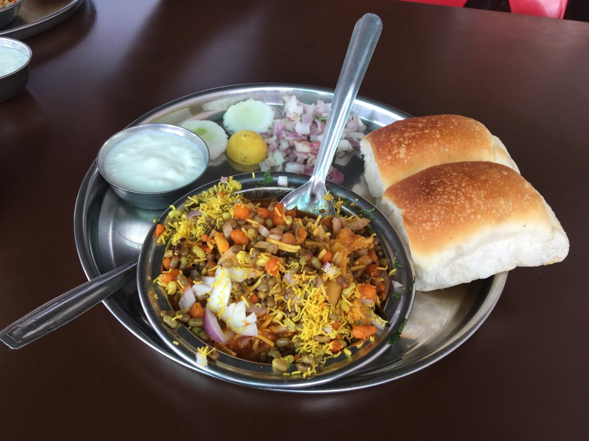 Monsoon Special: Relishing Street Food In Pune